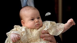 Blauw Bloed De doop van prins George