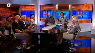 Knevel & Van den Brink Caro Emerald, Willem Jan Ausma, Hans Galjaard, Janny van der Heijden, Jan Laurier