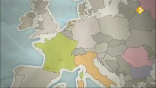 Europa in Delen West-Europa: Bergen