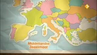 Europa in Delen Zuid-Europa: Klimaat