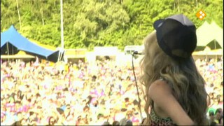 3 On Stage: Best of Pinkpop 2012