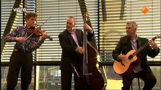 VPRO Vrije geluiden Mamar Kassey, Tim Kliphuis Trio & Pieter-Jan Belder