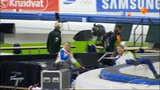 NOS Studio Sport NOS Studio Sport: Schaatsen Olympisch Kwalificatie Toernooi Heerenveen
