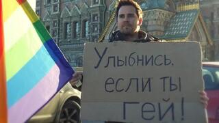 Homorechten in Rusland (1)