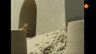Een, twee, zand en zee