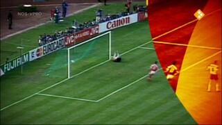 Andere tijden sport Het Perestrojka-team: Hoe de Sovjets de EK-finale van '88 verloren