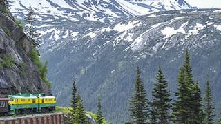 Rail Away - Usa: White Pass + Yukon Route