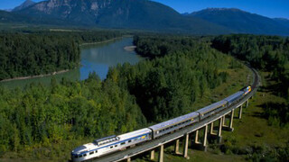 Rail Away Canada: Prince Rupert - Jasper