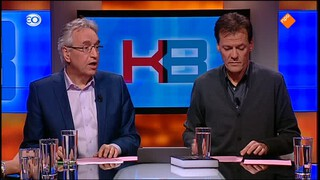 Knevel & Van den Brink Saskia Belleman, Remke van der Kade, Isa Hoes, Stefan Paas, Herman Philipse
