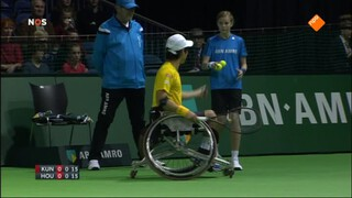 NOS Studio Sport NOS Studio Sport: Tennis ABN/AMRO