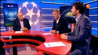 NOS UEFA Champions League Live NOS UEFA Champions League Live, wedstrijdanalyse Manchester City - FC Barcelona