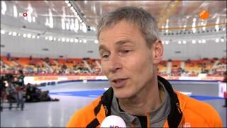 NOS Olympische Spelen Sotsji Schaatsen Live