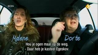 Ik en mijn moeder Malene en Dorte (Denemarken)