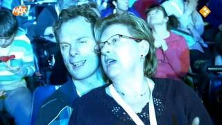 Marianne Weber en Rins - Regenboog
