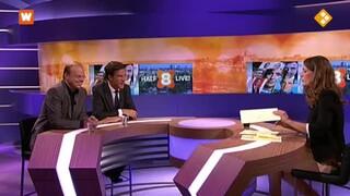 Reportage en nieuwsdesk: Mark Rutte en Paul Jansen over debat