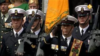 Verslag Ceremoniële commandowisseling Commandant der Strijdkrachten