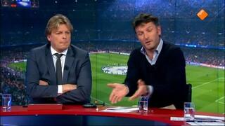 NOS UEFA Champions League Live NOS UEFA Champions League Live, wedstrijdanalyse FC Barcelona - Manchester City