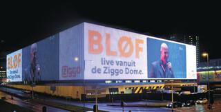 blof live in het Ziggo Dome