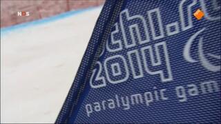 NOS Huldiging Paralympische Sporters