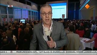 NOS Nederland Kiest: de uitslagenavond