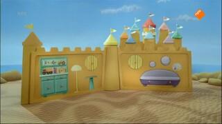 Het Zandkasteel Kleur