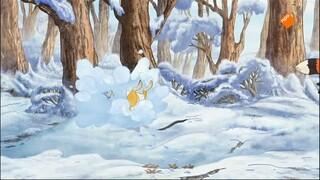 Raad eens hoeveel ik van je hou Waar is kleine rode vos?