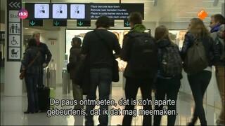 Katholiek Nederland tv Paus laat zich interviewen door Belgische jongeren