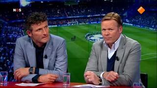 NOS UEFA Champions League Live NOS UEFA Champions League Live, wedstrijdanalyse Chelsea - Paris Saint-Germain