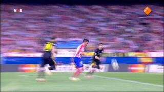 NOS UEFA Champions League Live NOS UEFA Champions League Live, wedstrijdanalyse Atlético Madrid - FC Barcelona