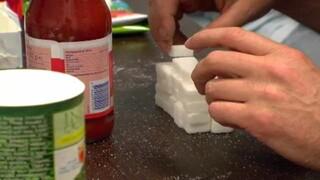 Suiker in verrassende producten
