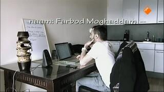 Farbod Moghaddam (Iran): De Vluchteling
