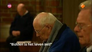 RKK Kloosterserie Bidden in stilte met Koningsdag