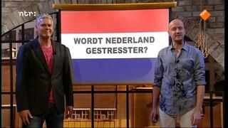 Wordt Nederland gestresster?