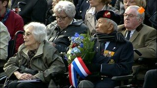 NOS Nationale Herdenking 2014