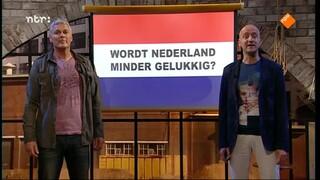 Wordt Nederland gelukkiger?