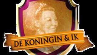 De Koningin & Ik Hans Klok en Wibi Soerjadi