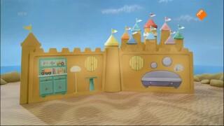 Het Zandkasteel - Bos