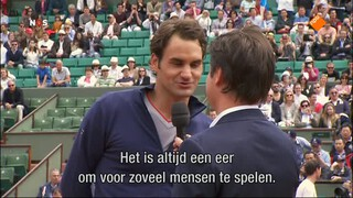 NOS Studio Sport NOS Studio Sport Tennis Roland Garros