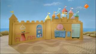 Het Zandkasteel - Poep