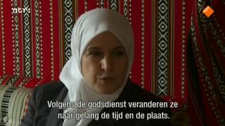 De sharia moet zich aanpassen