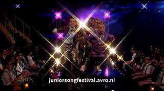 Junior Songfestival Glitter & Glamour - Finalisten 2013