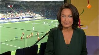 NOS Studio Sport NOS Studio Sport WK Hockey, Voorbeschouwing en 1ste helft Nederland - Argentinië (m)