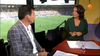 NOS Studio Sport NOS Studio Sport WK Hockey, rust en 2de helft Nederland - Argentinië (m)