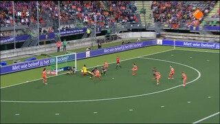 Nos Studio Sport - Nos Studio Sport Wk Hockey, Nabeschouwing Nederland - België (v)