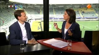 NOS Studio Sport NOS Studio Sport WK Hockey, Voorbeschouwing en 1ste helft Duitsland - Argentinië (m)