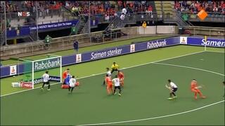 Nos Studio Sport - Nos Studio Sport Wk Hockey, Rust En 2de Helft Nederland - Korea (m)