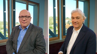 VPRO Boeken Michel Krielaars, Tijs Goldschmidt