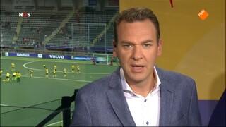 NOS Studio Sport NOS Studio Sport WK Hockey, Voorbeschouwing en 1ste helft België - Australië (m)