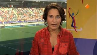 Nos Studio Sport - Nos Studio Sport Wk Hockey, Voorbeschouwing En 1ste Helft Nederland - Duitsland (m)