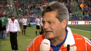 Nos Studio Sport - Nos Studio Sport Wk Hockey, Nabeschouwing Nederland - Duitsland (m)